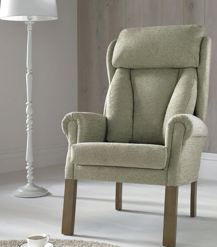Coniston High Back Chair