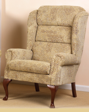 Melbury High Back Chair