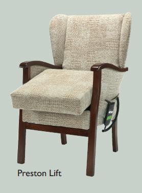 Preston High Back Chair